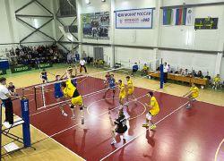 Чемпионат России. Молодежная лига